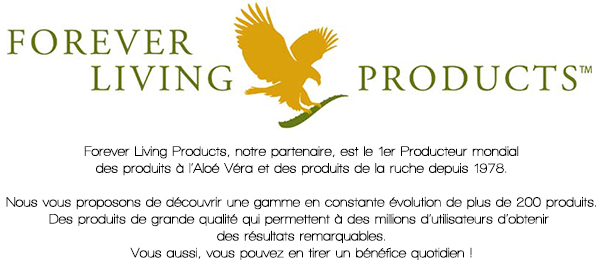 Produits Forever Living Products